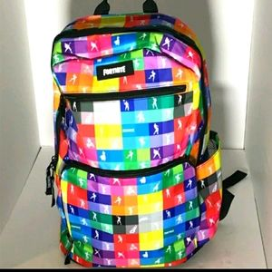 Fortnite Backpack New With Tags
